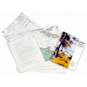 Exuma Set Cruising Guide & Explorer Charts