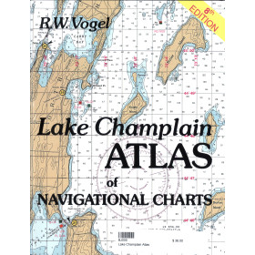 Lake Champlain Atlas of Navigational Charts