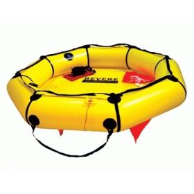 Revere Life Raft 4 Person Coastal COMPact Valise