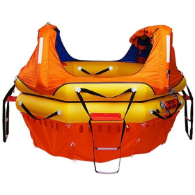 Switlik Offshore Passage Life Raft Container