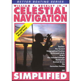 Celestial Navigation Simplified DVD