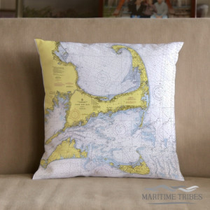 Maritime Tribes Pillow