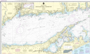 Training Chart - Eastern Long Island Sound