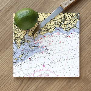 ScreenCraft Glass Cutting Board - 12 inch