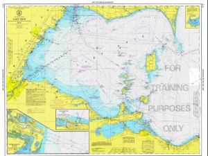 Training Chart - Western Lake Erie