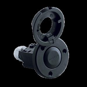 Harken Black Waterproof Electronic Switch - Single-Function