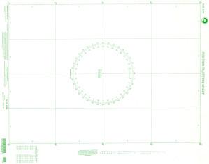 NGA Nautical Chart - 974 Plotting Chart 974