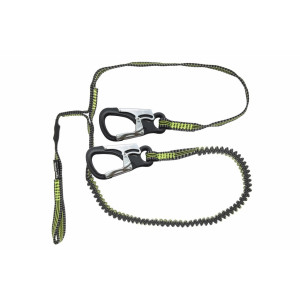 Spinlock Tether 2-Performance Clip 1-cow hitch
