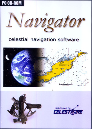 Navigator Celestial Navigation Software
