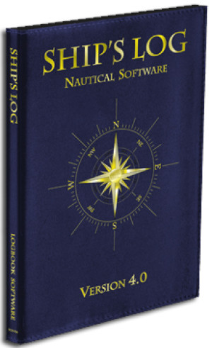 Ship's Log V4 Nautical Software Deluxe Ed.