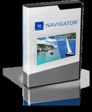 Nobeltec TZ Navigator v3