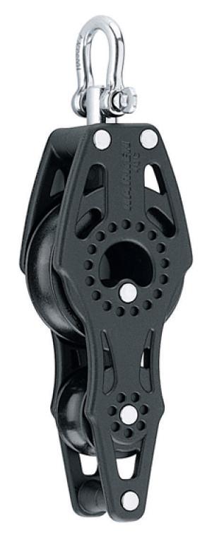 Harken 75 mm Fiddle Block - Swivel