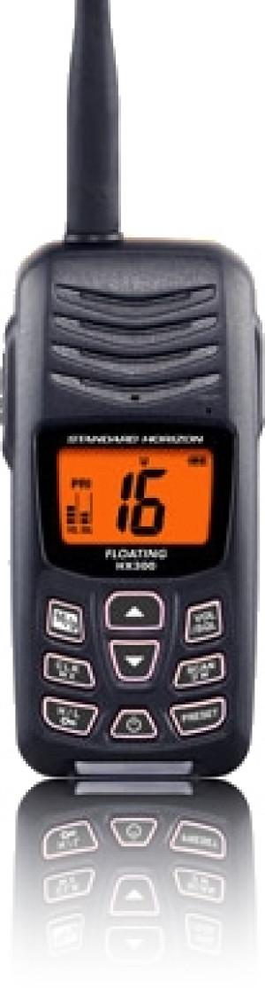 Standard Horizon HX300 VHF