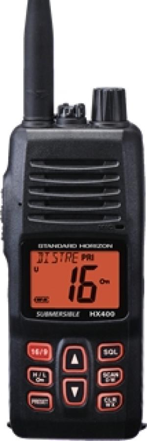 Standard Horizon HX400 VHF