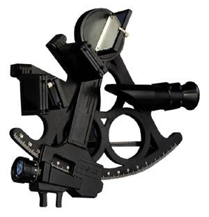Beginner's Celestial Navigation Kit w/ Davis Mark 15 Sextant