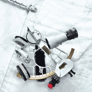 Beginner's Celestial Navigation Kit w/ Cassens & Plath Sextant