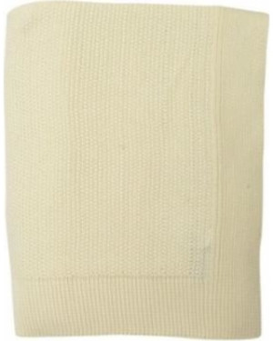 Darzzi Mini Moss Throw - Ivory