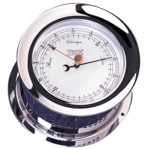 Weems & Plath Chrome Plated Atlantis Barometer