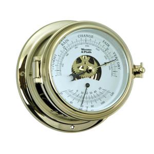 Weems & Plath Endurance II 115 Barometer & Thermometer