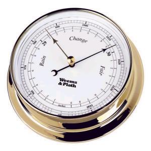 Weems & Plath Endurance 125 Barometer, Brass