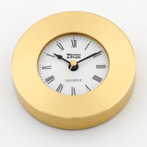 Weems & Plath Brass Chart Weight Clock
