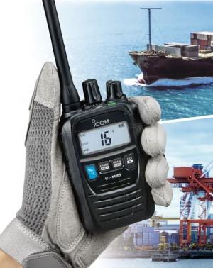 Icom M85 HH VHF Radio