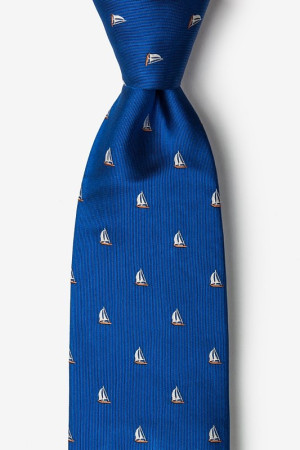 Alynn Neck Tie Ship Shape