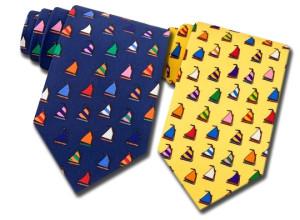 Alynn Neck Tie Rainbow Fleet