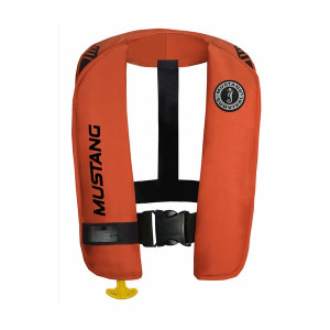 Mustang MiT100 AUTOmatic PFD Orange - T1