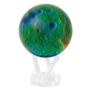 MOVA Globe - Vesta Asteroid