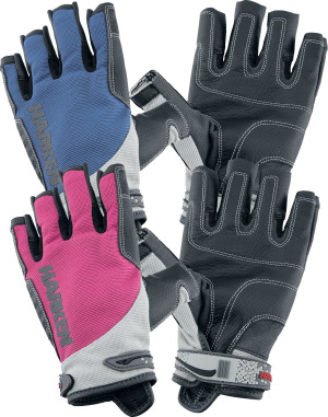 Harken Spectrum 3/4 Finger Glove - Junior