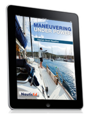 NauticEd - Manuvering Under Power Clinic