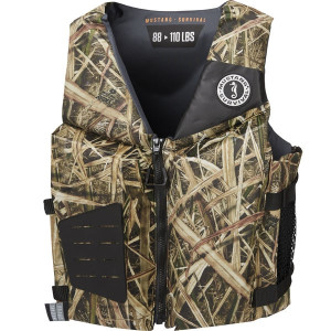 Mustang Rev Young Adult Foam Vest