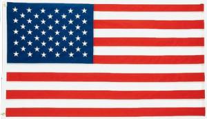 """U.S. Stars, Stripes, 30""""x48"""""""