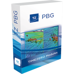 Nobeltec TZ Professional PBG Module, Personal Bathymetric Generator