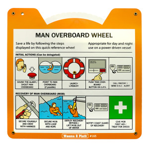 Weems & Plath Man Overboard Wheel