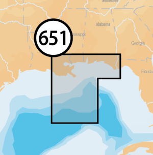 Navionics Platinum+ XL - Central Gulf of Mexico