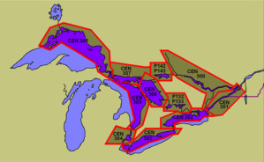 Canadian Sailing Directions CEN300E
