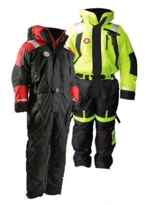 FirstWatch AS-1100 Anti-Exposure Flotation Suit
