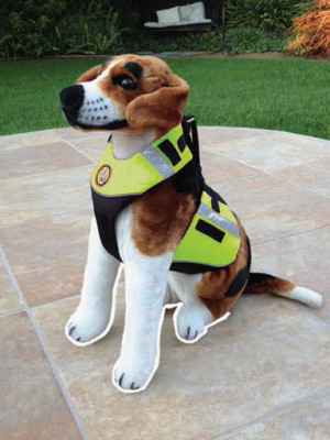 FirstWatch Dog PFD