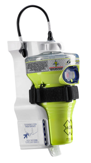 ACR 2831 GlobalFix V4 GPS EPIRB, Category 2