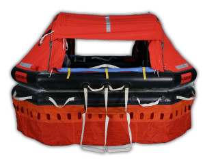 Switlik SAR Search & Rescue SAR6 Life Raft SAR-6H-STD Container