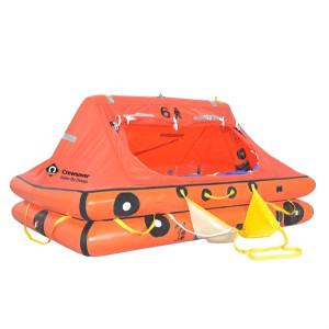 Crewsaver ISO 9650-1 Ocean Life Raft