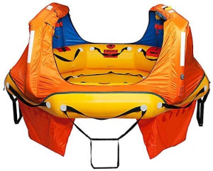 Switlik Coastal Passage Life Raft (CPR) Valise