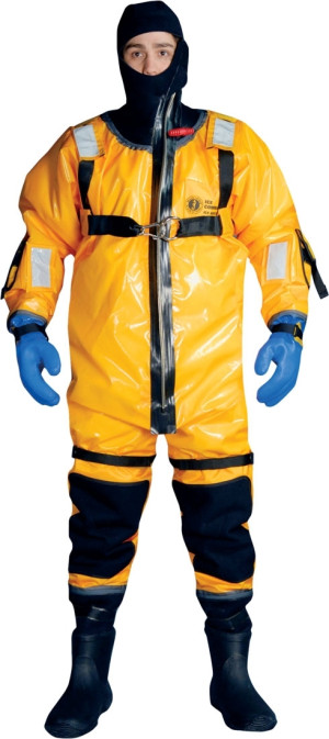 Mustang Ice Command Rescue Suit