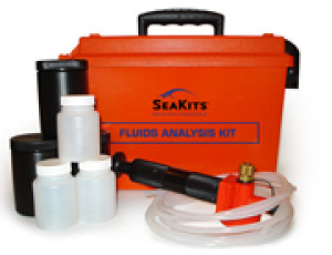SeaKits Fluids Analysis Kit