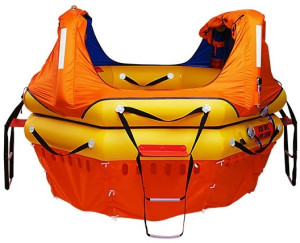 Switlik Offshore Passage Life Raft (OPR) Container