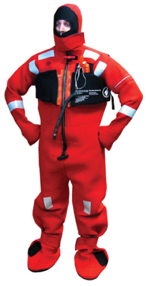 Imperial Immersion Suits 1409 USCG & SOLAS Approved