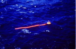 See Rescue Streamer with light