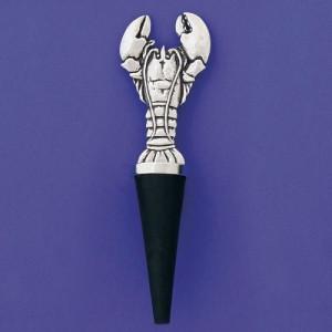Bottle Stopper - Lobster